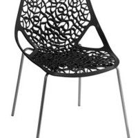 ideeli | PANGEA HOME Set of 2 Aldo Chairs