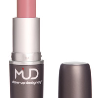 Mud Satin Charm Lipstick with LA Fresh Makeup Remover