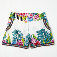 ModCloth Travel Cover-up Tropic of the Day Cover-Up Shorts