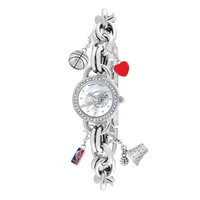 Los Angeles Clippers NBA Women's Charm Series Watch