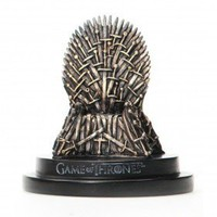 Game of Thrones Iron Throne Paperweight
