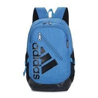 """Adidas"" Sport Laptop Backpack Rucksack College School Travel Shoulder Bag"