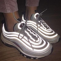 Nike Air Max 97 Fashion Woman Men Running Sneakers Sport Shoes