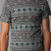 Deter Printed Tee - Urban Outfitters