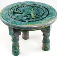 Green Tree Of Life Alter Table NEW  shipping included