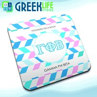 Gamma Phi Beta  (Set of Four Coasters)