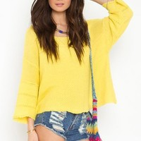 Sunshine Knit in  What's New at Nasty Gal