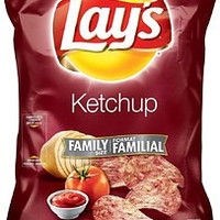 Canada-Ketchup Chips by Lays