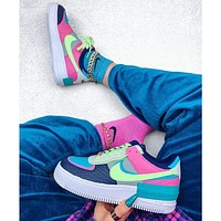 NIKE Air Shadow new women's stitching sneakers