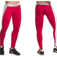 0220 Runner Sports Bottoms Color Red