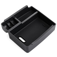 Luggage Storage Armrest Box Clapboard Car Accessories
