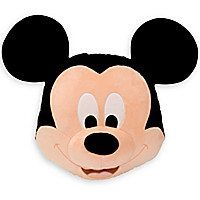 Mickey Mouse Plush Pillow - 16''