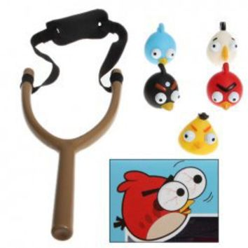 Funny Angry Birds Toy Slingshot Figure Toy Collection 808-1 China Wholesale - Sammydress.com
