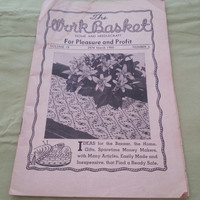 The Work Basket Home and Needle Craft for Pleasure and Profit Volume 15 (2974) March 1950 Number 6