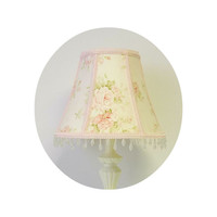 Mary Rose Shabby Chic Lamp Shade