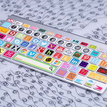 keyboard Decal for sticker macbook decal sticker decals sticker mac air decal sticker keyboard decal sticker ipad mini decal iphone sticker