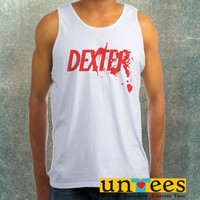 Dexter Clothing Tank Top For Mens