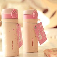 12ounce Sakura Stainless Steel Vacuum Flask Bottle Coffee Travel Insulated Thermos Cup