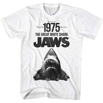 Jaws Great White Shark Tee