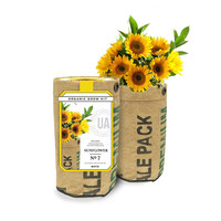 Sunflower Grow Kit by the Urban Agriculture Company