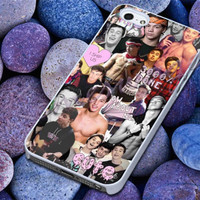 Cameron dallas, Nash Grier and Shawn mendes collage Cover - iPhone 4 4S iPhone 5 5S 5C and Samsung S3 S4 Case