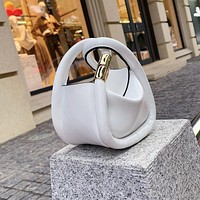 Women Soft Faux Leather Unique Design Handbag