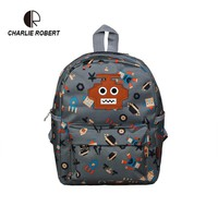 Toddler Robot Backpack For Boys School Backpack For 1-3 Years Kids Cute Cartoon Robot Children Backpack