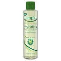 Simple® Sensitive Skin Experts Hydrating Cleansing Oil 4.2 oz