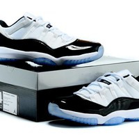Beauty Ticks Big Size To Special You! Nike Air Jordan 11 Retro Low 378037-010 Size Us 14 15 16