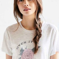 COMUNE X UO Over It Rose Tee