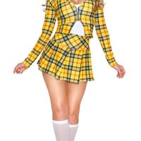 Sexy School Daze Costume