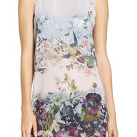 Ted Baker London Enchantment Cover-up Dress | Nordstrom