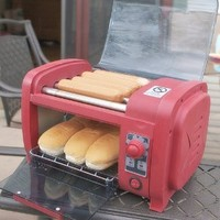 Hot Dog Roller and Toaster