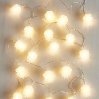 Sense of Cone-ership String Lights by ModCloth