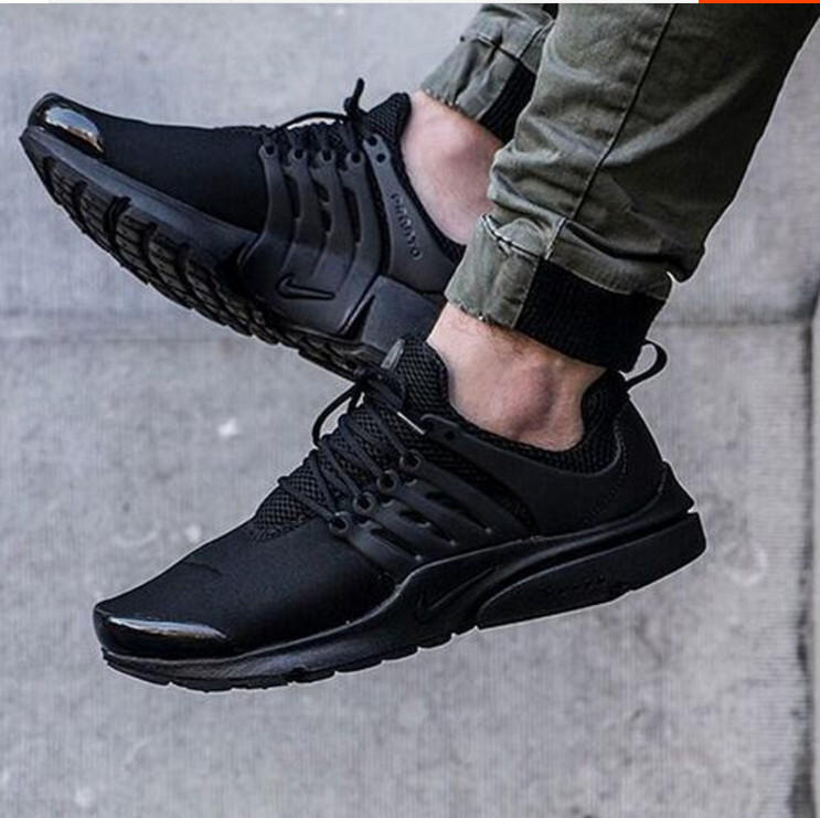 """Image of """"NIKE"""" Women Fashion Running Sport Casual Shoes Sneakers Black"""
