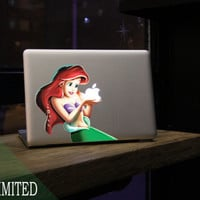 Disney Macbook Decals Macbook Stickers Macbook Skin Mac Cover Vinyl Decal for Apple Laptop Macbook Pro Macbook Air Skin Apple Macbppk