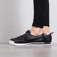 "Nike Cortez '72 Retro Running Shoes ""Black White""881205-001"
