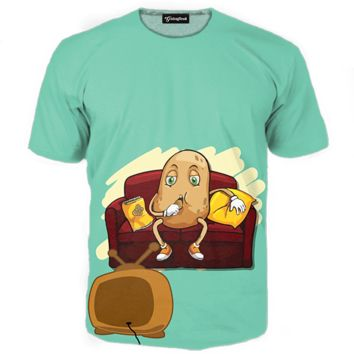Couch Potato Tee