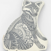 Urban Outfitters - The Rise And Fall Fox Pillow