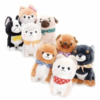 Mameshiba San Kyodai Big Gathering Dog Plush Collection (Big)