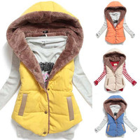 Most Popular New Women's Hooded Vests Are Available in Many Colors