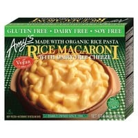 Amy's Gluten and Dairy Free Rice Frozen Macaroni and Cheese - 8oz