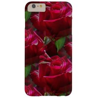 exceptional garden roses barely there iPhone 6 plus case