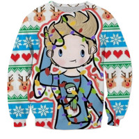 luke hemmings christmas sweater