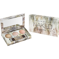 Naked Illuminated Trio Shimmering Powder for Face and Body