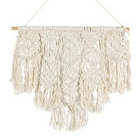 "Soul of the Party - 20"" Macrame Wall Hanging"