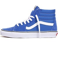Sk8-Hi Women's Sneakers Nebulas Blue / True White