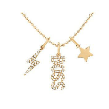 Boss Babe Charm Necklace