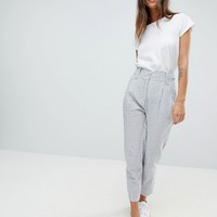 Y.A.S Stripe Summer Suit PANTS Co-Ord at asos.com