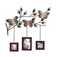 Living Room Decor Butterfly Frames Wall Decor